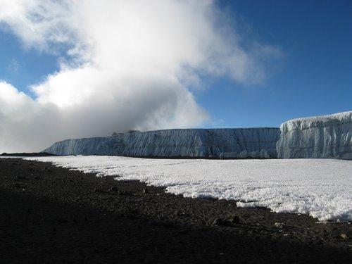 Furtwangler glacier
